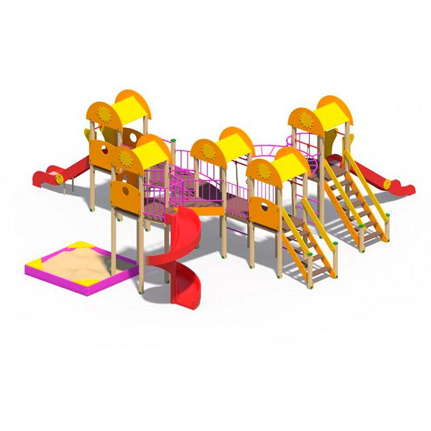 Детское оборудование (игровое)