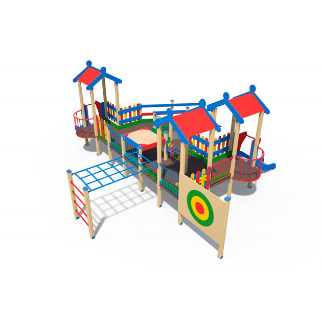 Игровое оборудование для детей с ограниченными возможностями