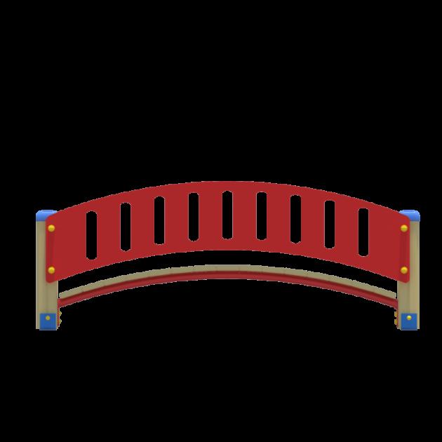 ДИФ 01130 Игровой мостик