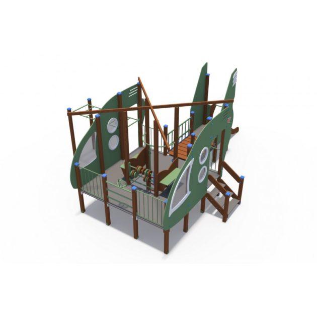 ДИО 13022 Детский игровой комплексПилот Н-750