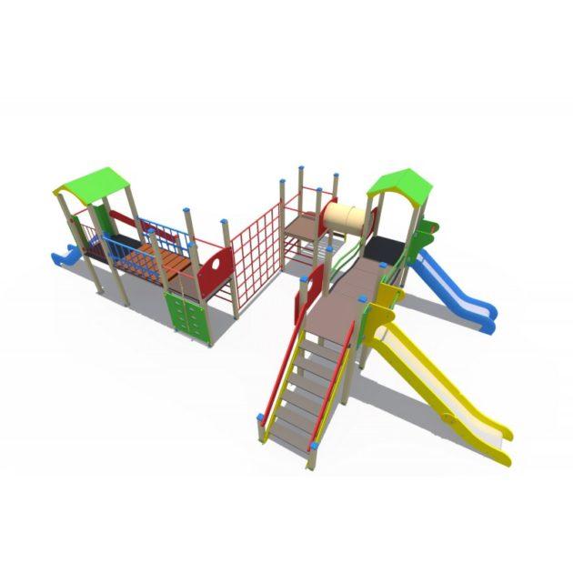 ДИО 13090 Детский игровой комплекс Переходы